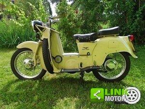 1957 Moto Guzzi modello Galletto 192 cc