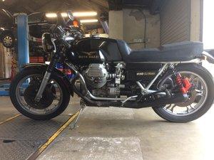 1979 Moto Guzzi le Mans  For Sale