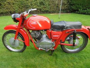 1959 moto guzzi 235 lodola gran turismo stunning For Sale