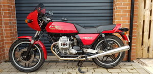 1982 Moto Guzzi V50 Monza For Sale