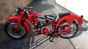 1960 Moto Guzzi Falcone sport