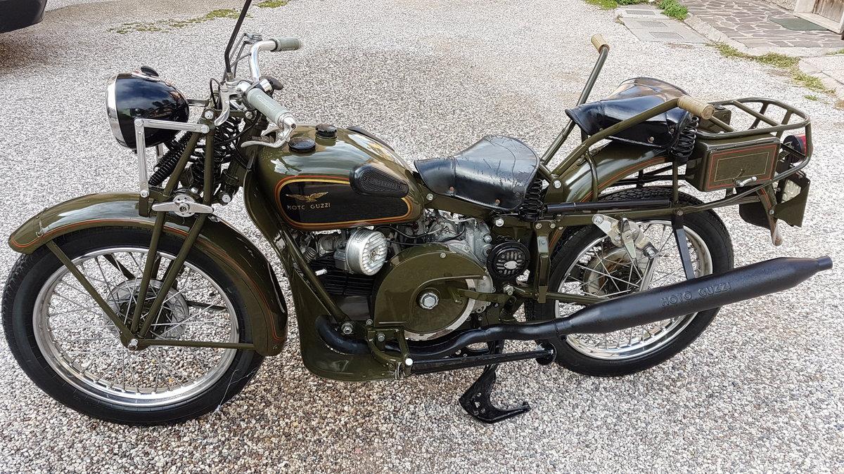 1950 Moto Guzzi Superalce For Sale (picture 1 of 6)