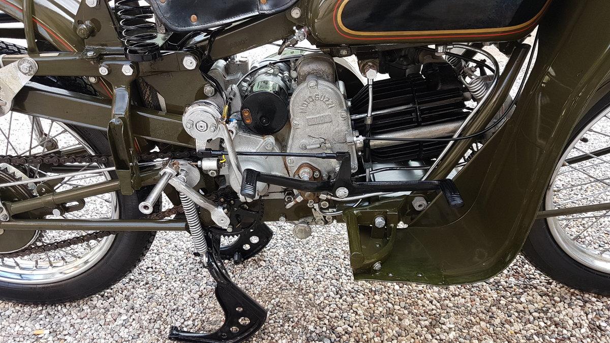 1950 Moto Guzzi Superalce For Sale (picture 3 of 6)