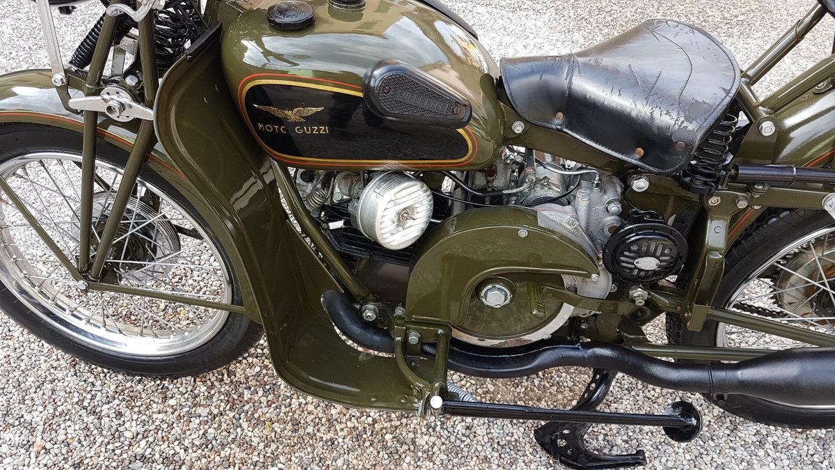 1950 Moto Guzzi Superalce For Sale (picture 4 of 6)