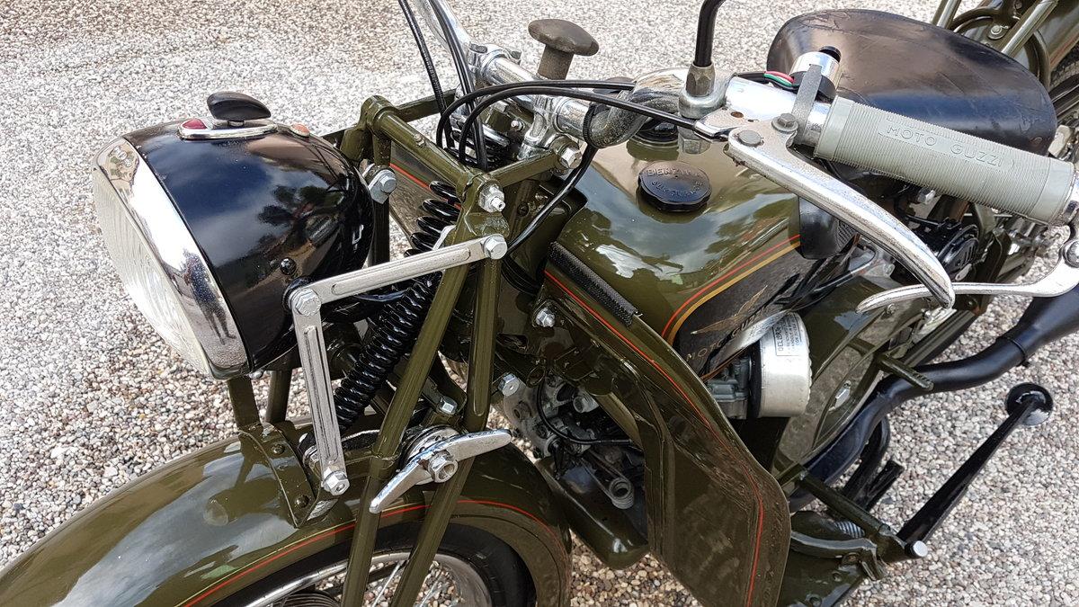 1950 Moto Guzzi Superalce For Sale (picture 5 of 6)