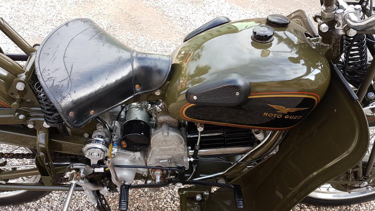 1950 Moto Guzzi Superalce For Sale (picture 6 of 6)