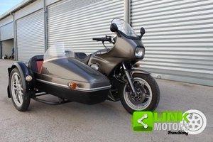 MOTO GUZZI 850 T5 SIDECAR 1984 - DOC. E TARGHE ORIGINALI