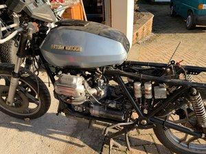 1980 Moto Guzzi Spada 1000