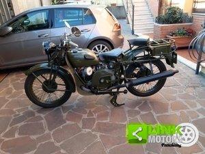 Moto Guzzi 500 Superalce 1952 Militare Targa Roma