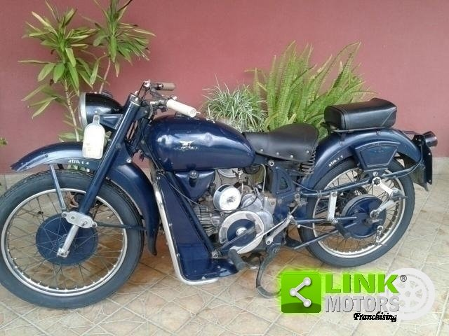 1953 STORICA MOTO GUZZI AIRONE 250 For Sale (picture 3 of 6)