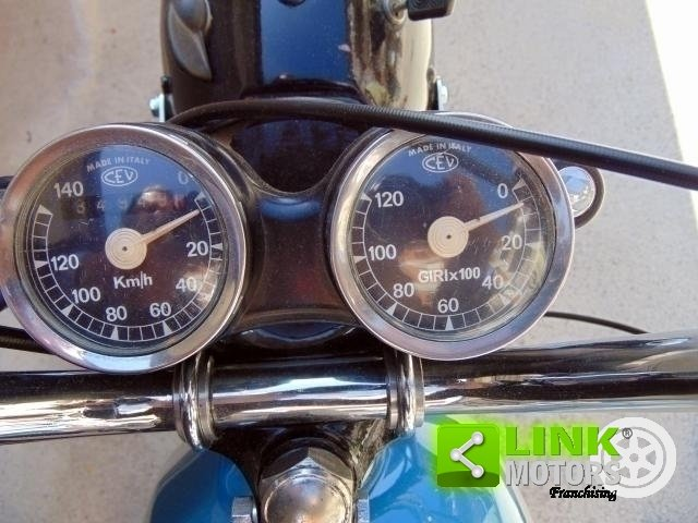 1953 STORICA MOTO GUZZI AIRONE 250 For Sale (picture 5 of 6)