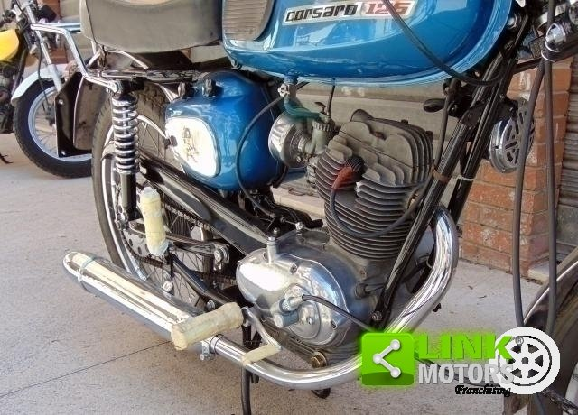 1953 STORICA MOTO GUZZI AIRONE 250 For Sale (picture 6 of 6)