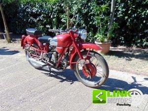 Moto Guzzi Airone Sport 250, anno 1953, completamente resta