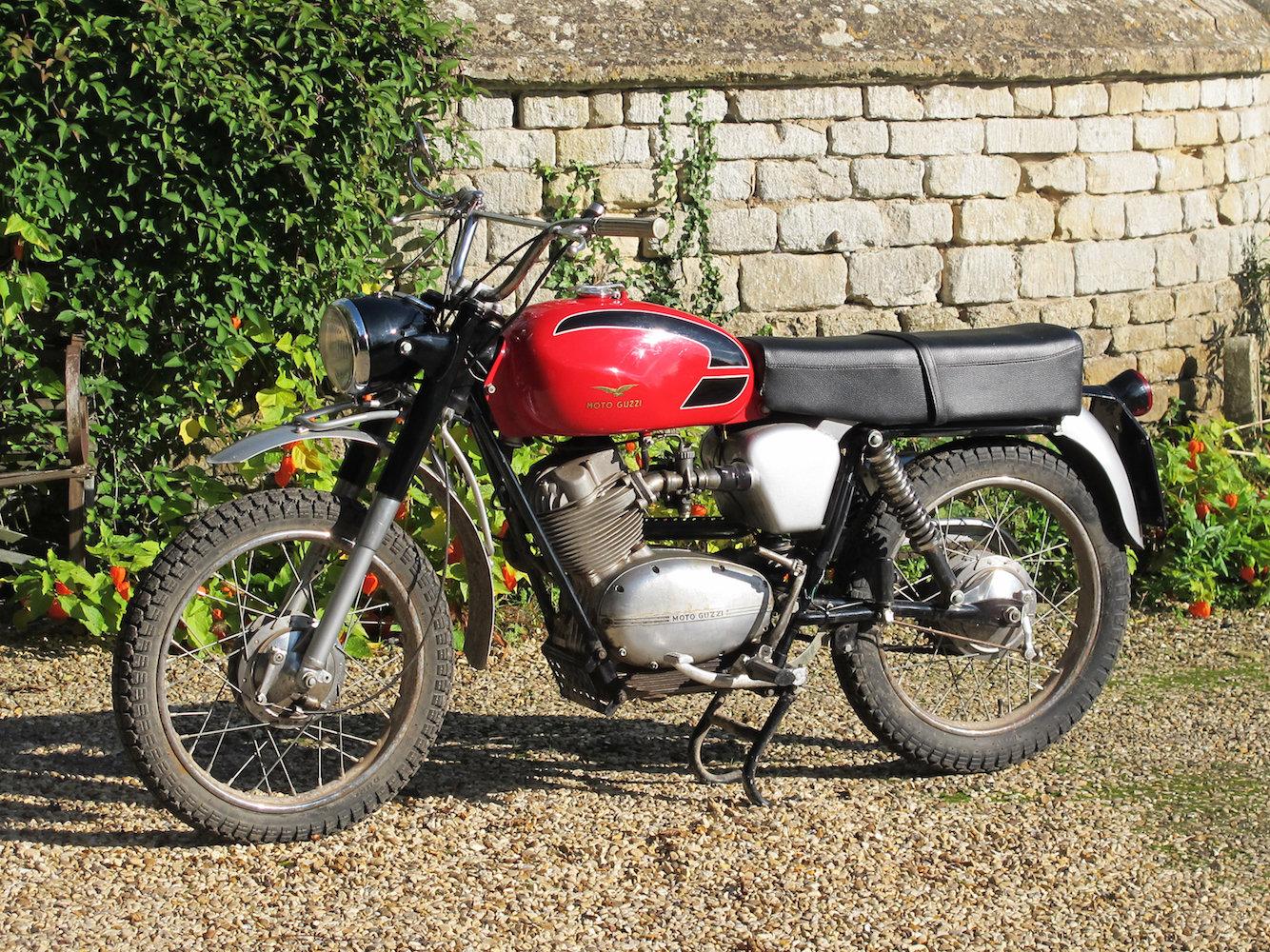 1968 Moto guzzi 125cc stornello For Sale (picture 2 of 6)