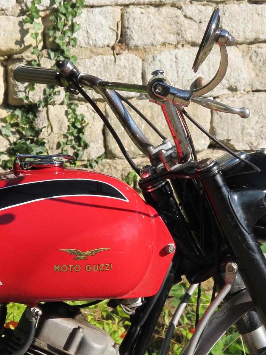 1968 Moto guzzi 125cc stornello For Sale (picture 3 of 6)