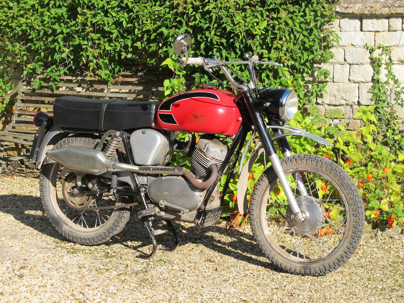 1968 Moto guzzi 125cc stornello For Sale (picture 4 of 6)