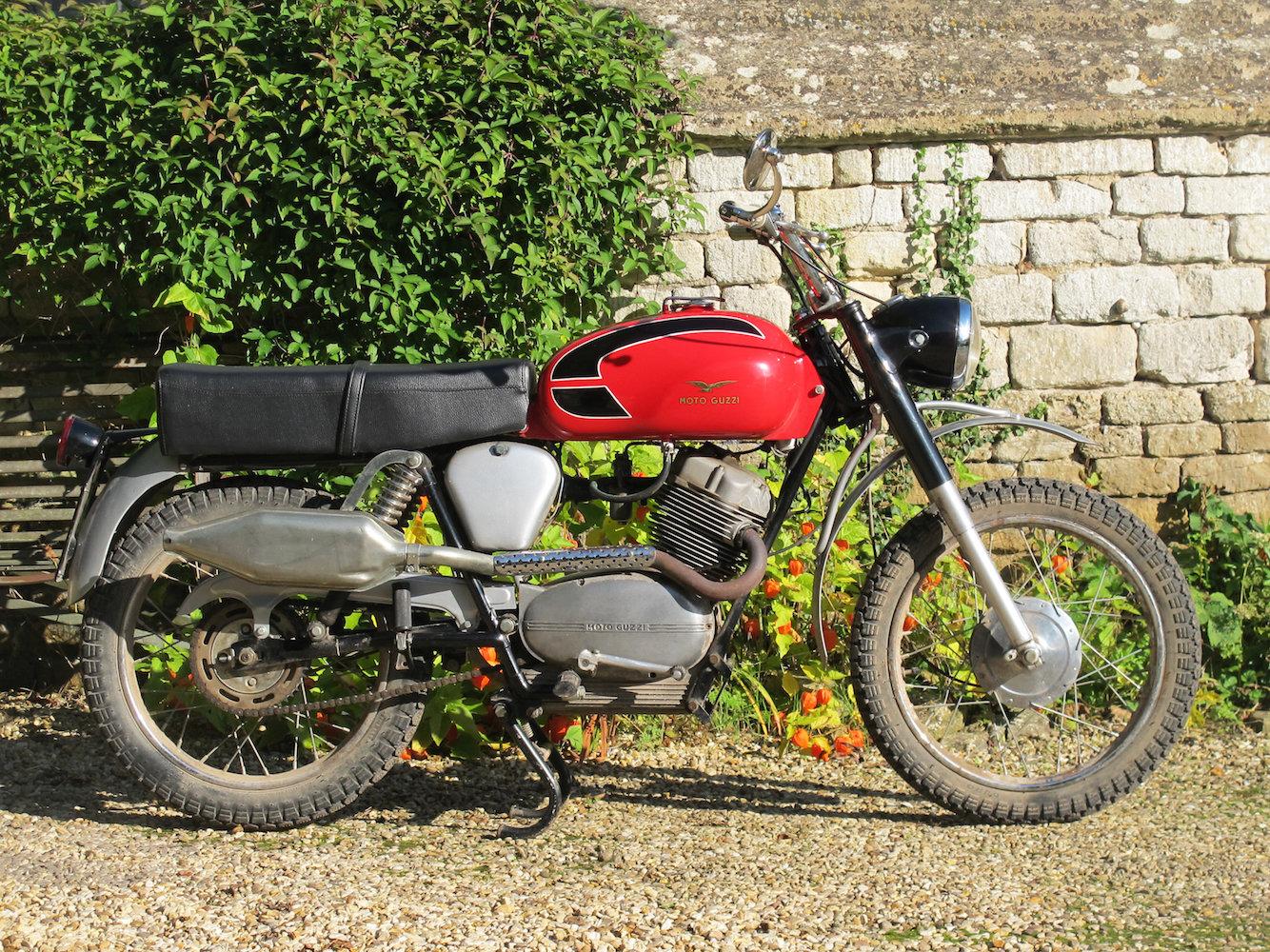 1968 Moto guzzi 125cc stornello For Sale (picture 6 of 6)