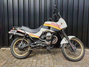 1989 Moto Guzzi NTX 650 For Sale