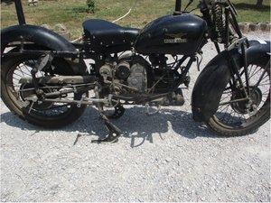 1942 500 MOTO GUZZI Alce For Sale