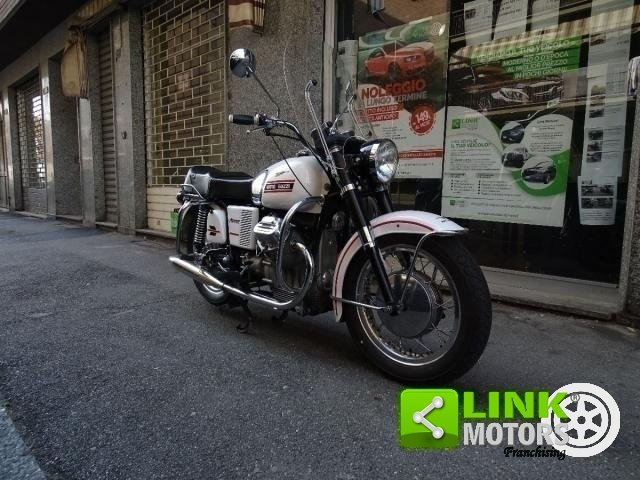 Moto Guzzi V7 SPECIAL 1970 *RESTAURATA* For Sale (picture 1 of 6)