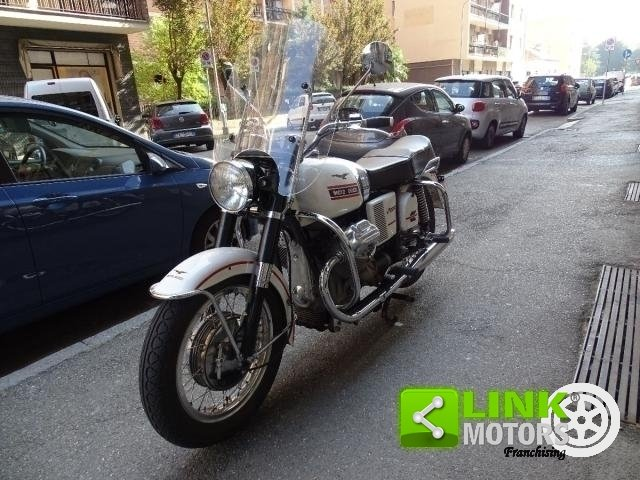 Moto Guzzi V7 SPECIAL 1970 *RESTAURATA* For Sale (picture 3 of 6)
