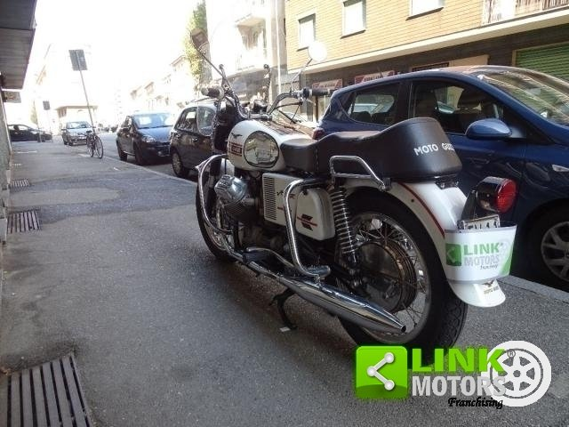 Moto Guzzi V7 SPECIAL 1970 *RESTAURATA* For Sale (picture 4 of 6)