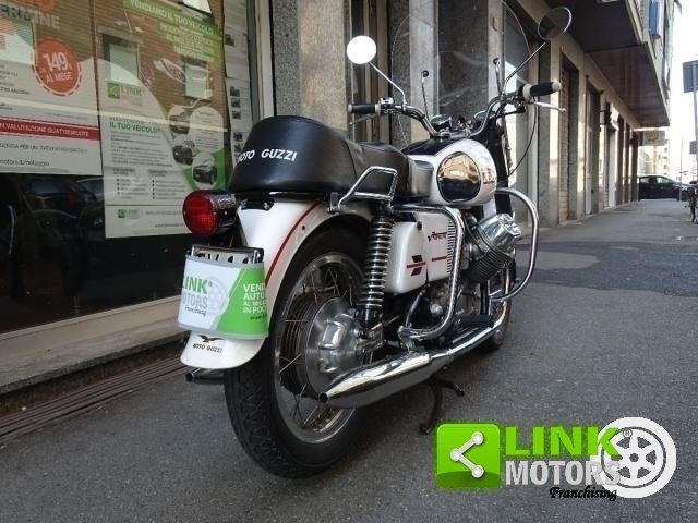 Moto Guzzi V7 SPECIAL 1970 *RESTAURATA* For Sale (picture 5 of 6)