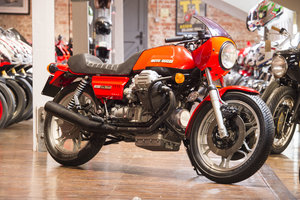 1977 Moto Guzzi Le Mans Mk 1 Excellent Example For Sale