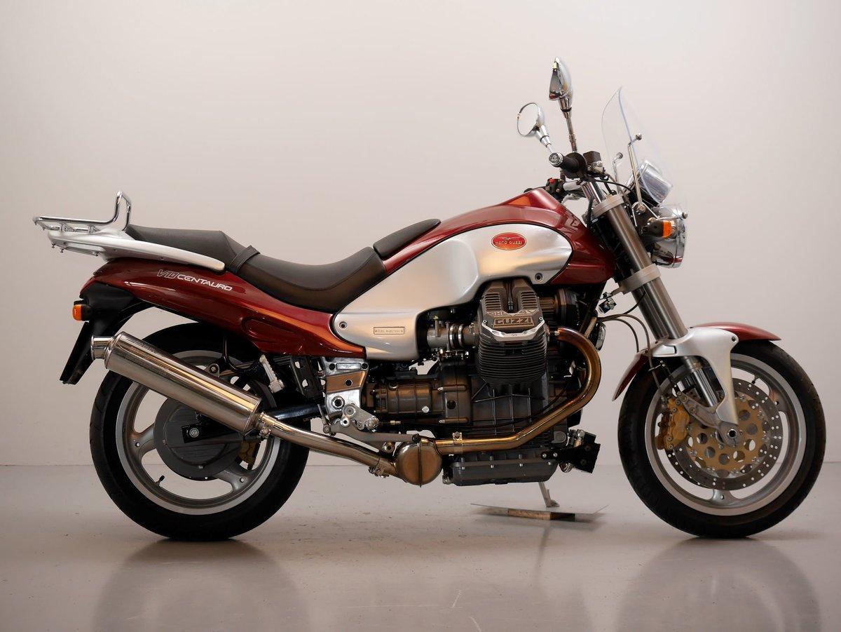 2002 Moto guzzi V10 Centuaro Reduced in price For Sale (picture 1 of 1)