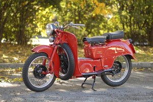 1958 Moto Guzzi Galletto