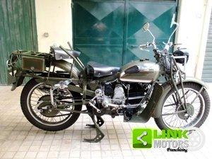 Moto Guzzi 500 SuperAlce 4T (1952)