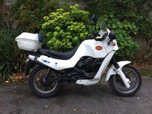 1994 moto guzzi police bike 750 xpa  SOLD