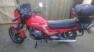 1987 Moto guzzi v35