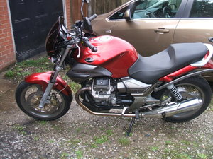 2004 Breva V750 I.E