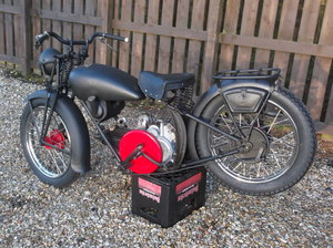 1935 moto guzzi vintage project For Sale