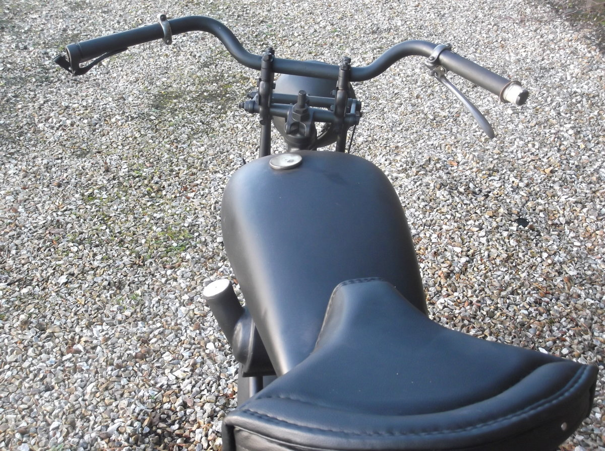 1935 moto guzzi vintage project For Sale (picture 6 of 6)