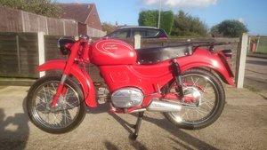 1961 Moto Guzzi Zigolo 110cc