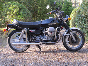 Moto Guzzi V1000 Convert 1980 For Sale