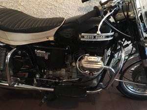 1972 moto guzzi v7 850 california
