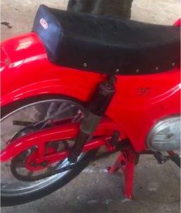 1967 Moto Guzzi Zigolo 98cc
