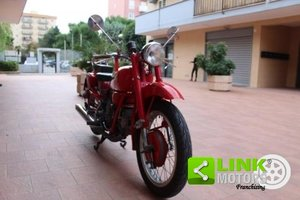 1961 Moto Guzzi Falcone 500 sport