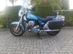 Moto Guzzi California 1100cc EV - 1998 - 1 owner from new For Sale