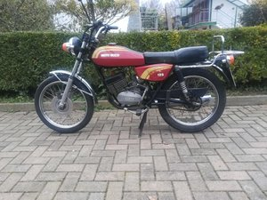 Picture of Moto Guzzi 125cc - 1980 - very nice conditions SOLD