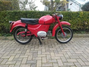 Picture of Moto Guzzi Zigolo 110cc - 1960 - original conditions SOLD