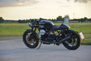 Old School Cafe Racer