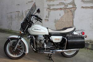 1986 Moto Guzzi California II