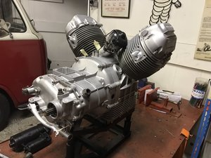 1976 Moto Guzzi 850 T3 Rebuilt Engine and Gearbox