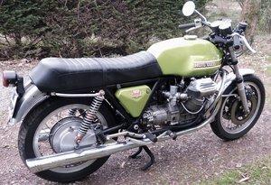 1974 moto guzzi V7 sport For Sale