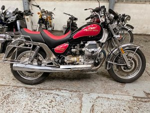 Lot 47 - A 1995 Moto Guzzi California 1100 - 09/2/2020 For Sale by Auction