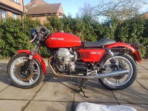 1981 Moto Guzzi 1000SP For Sale